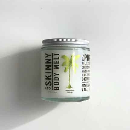 Skinny Coconut Marula Body Melt - 6oz