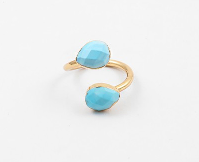 Wrap Turquoise Ring