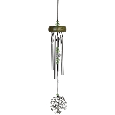 Tree of Life Crystal Fantasy Chime