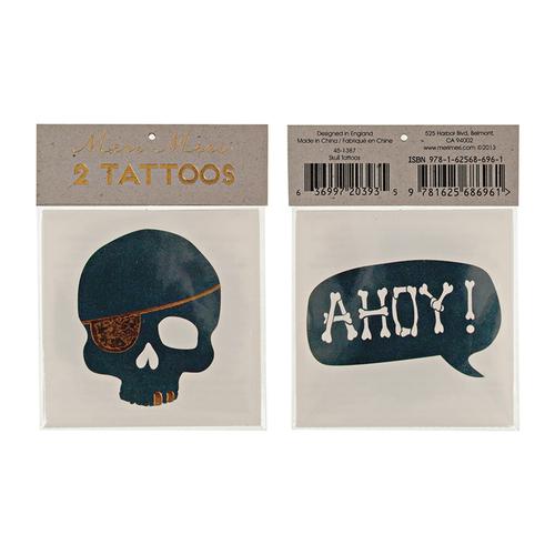 Skull & Ahoy Tattoos