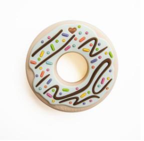 Mint Donut Teether