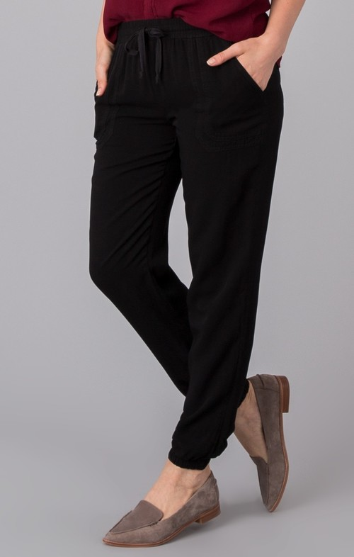 O'Connor Black Pant