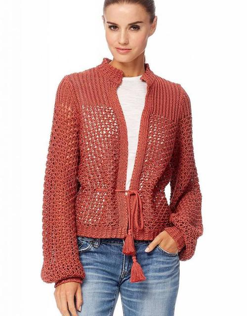 Aveline 360 Sweater