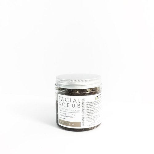 Facial Scrub - Coffee