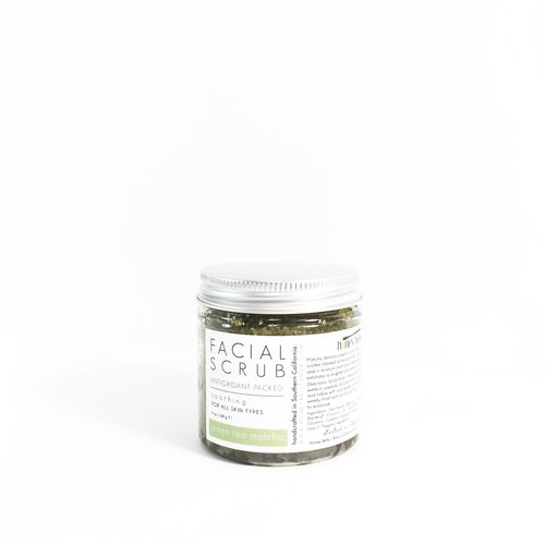 Facial Scrub - Green Tea Matcha