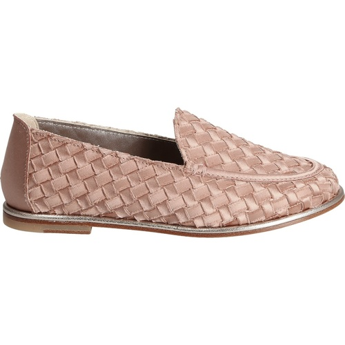 Loafer Soire-Edge Skin-Platinum