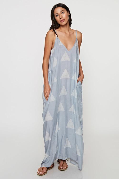 San Sebastian Maxi Dress