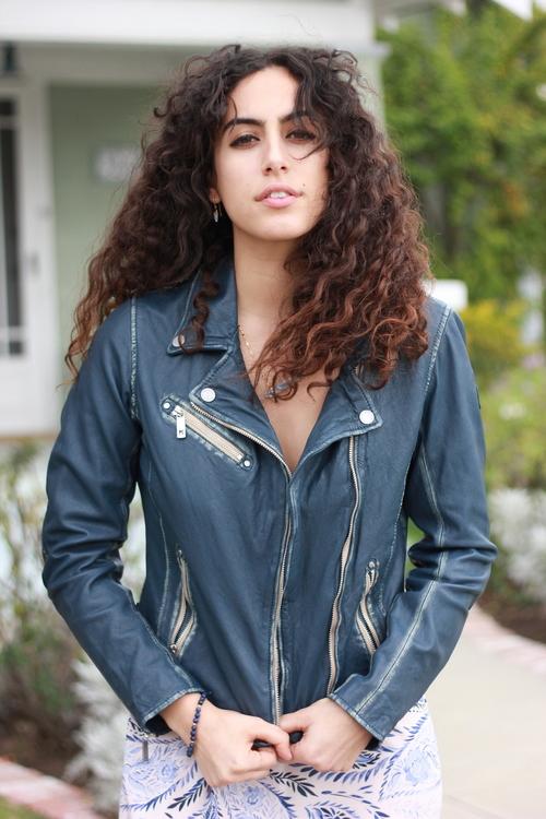 Sofia Bikerjacket