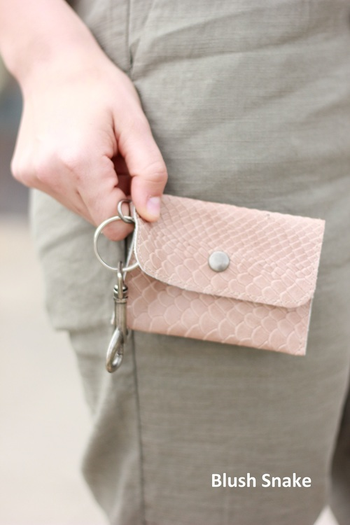 Coin Purse Key Chain