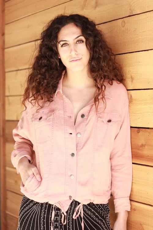 Dolman Style Jacket