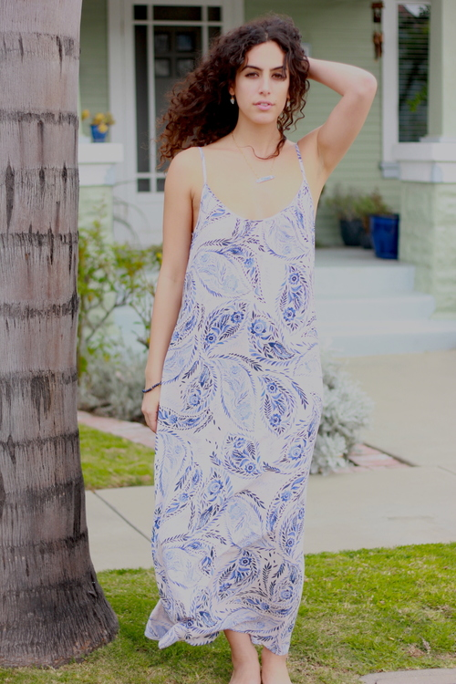 Riviera Long Perfect Dress