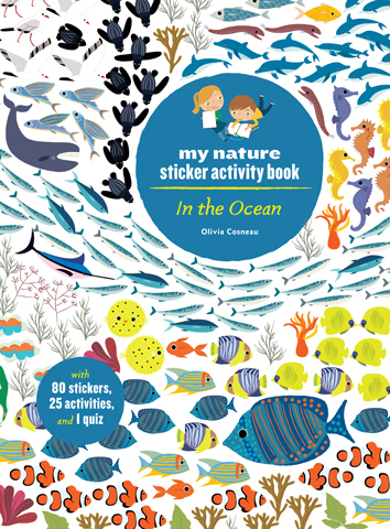 My Nature Sticker Activity Book