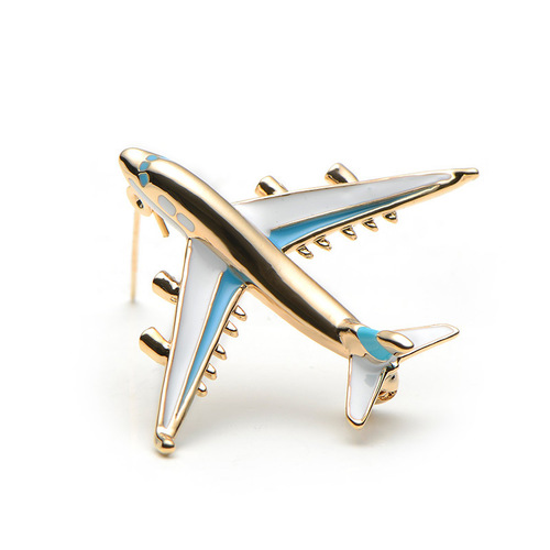 Come Fly With Me Brooch