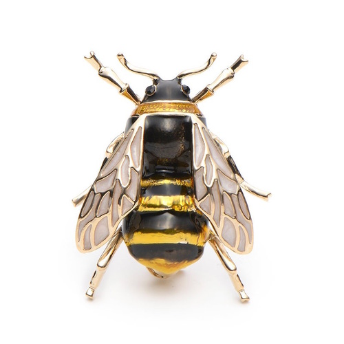Buzz Buzz Brooch