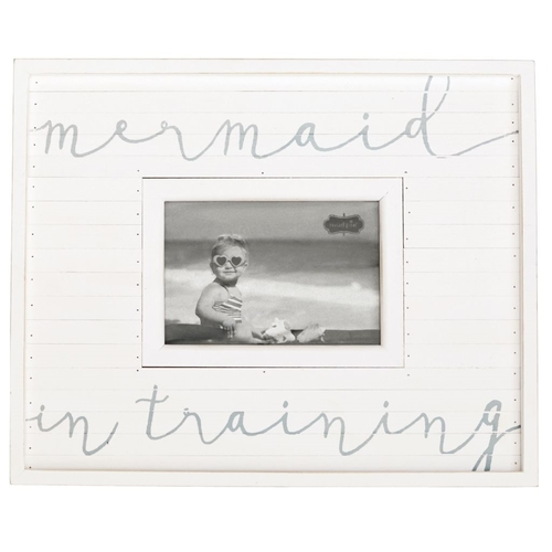 Mermaid In Training Frame