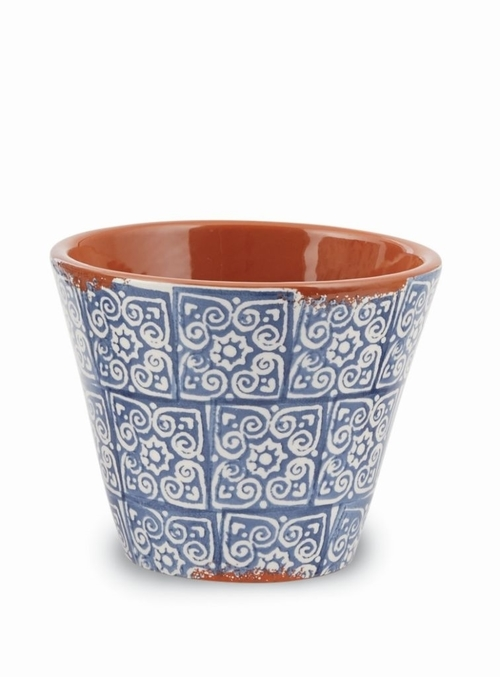 Medium Bungalow Tile Pot