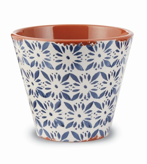 Large Bungalow Flower Pot