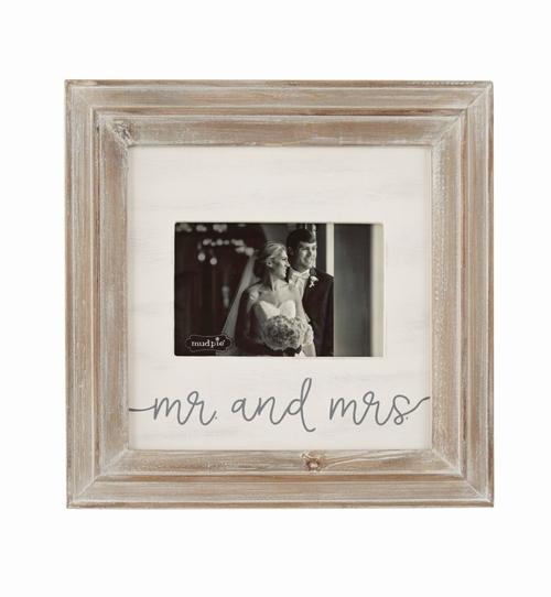 MR & MRS Small Frame