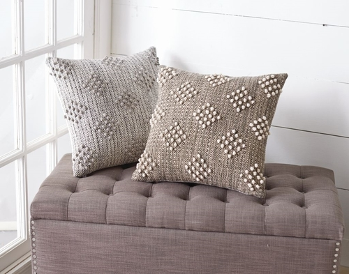 Diamond Pillows