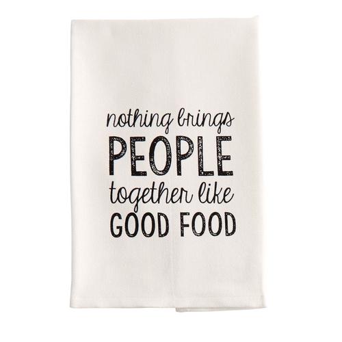 Nothing Brings Dish Towel