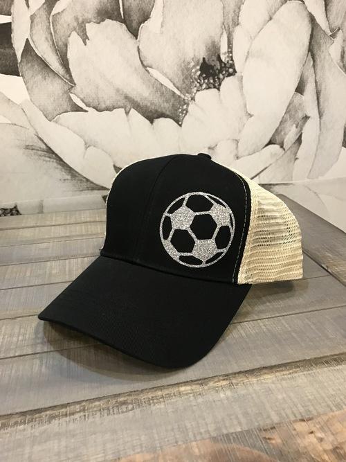Hank Orange Black W/ Silver Soccer