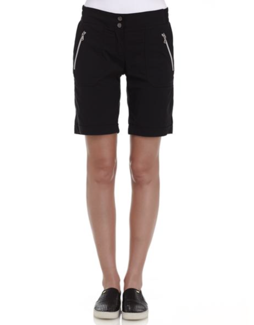 Aileen Stretch Woven Short