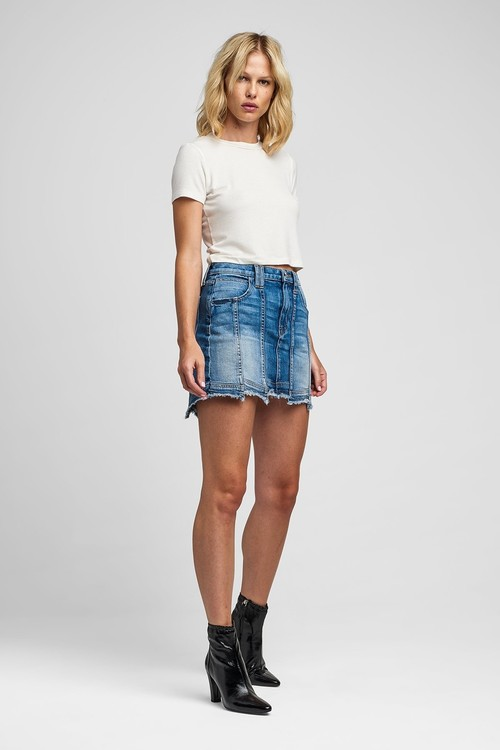 Weekender Hem Skirt
