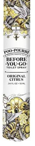 Original Citrus Travel Poo Pourri - 10ML