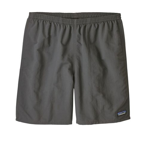 Patagonia M Baggies Longs - 7in Forge Grey