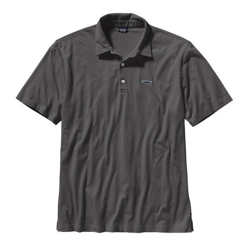 Patagonia M Polo - Trout Fitz Roy Forge Grey