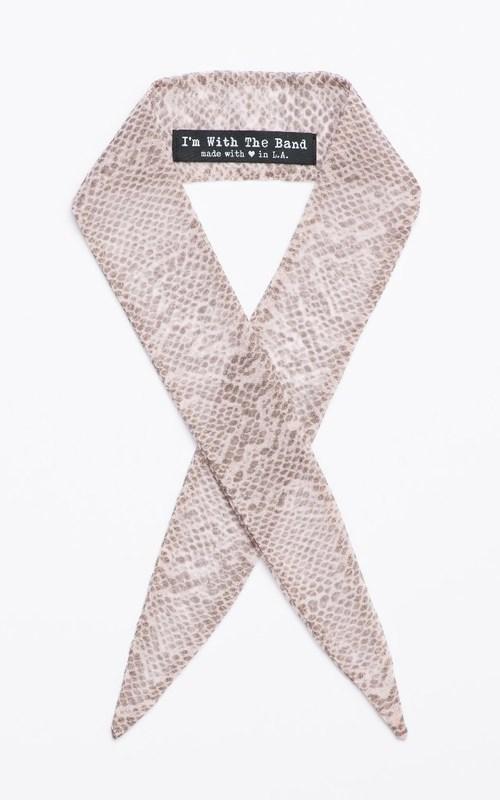 The Gram Scarf Tie