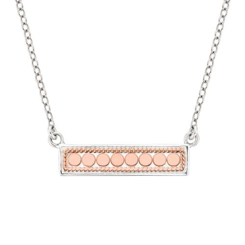 Anna Beck Reversilbe Bar Necklace