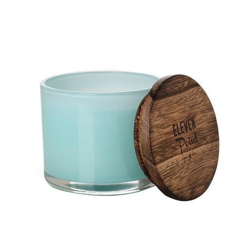 Wildflower Blue Jar Candle- 11oz