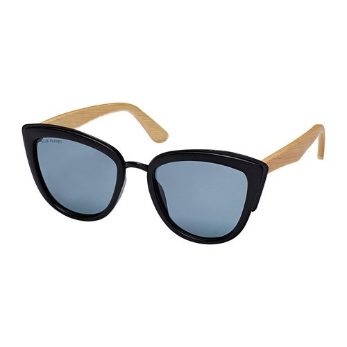 Bailey Polarized Bamboo Sunglass
