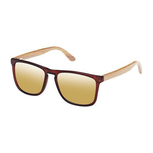 Cail Polarized Wood Sunglass