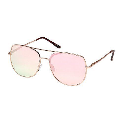 Sydney Rose Mirror Polarized Sunglass