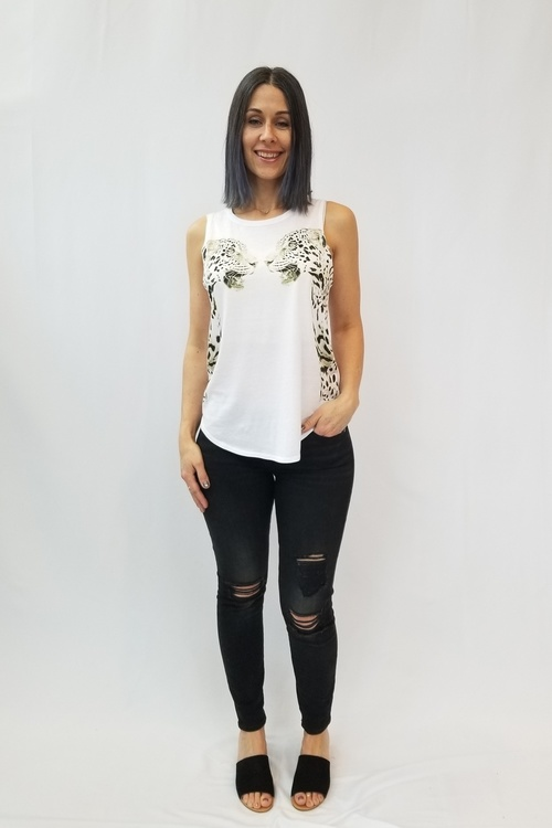 Wild Cats Muscle Tank