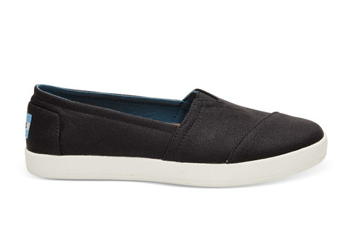 Toms Avalon Black Ctd Cwy