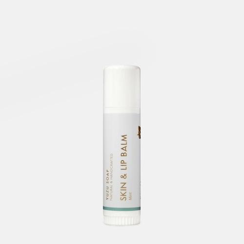 Skin and Lip Balm - Mint