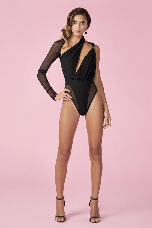 Wrap-Around Bodysuit