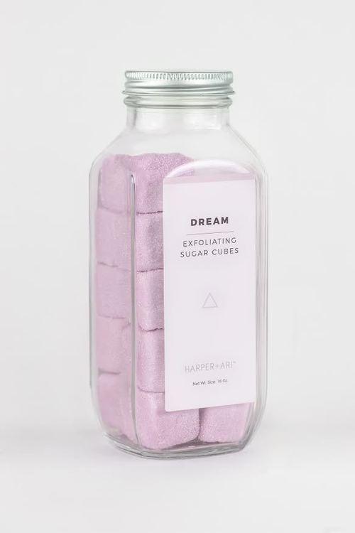 Exfoliating Sugar Cubes - Dream