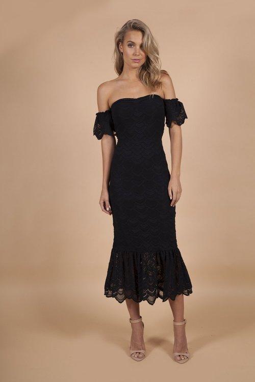 Victorian Flutter Gown