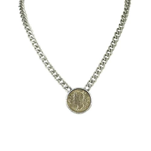 George ll Pendant Necklace