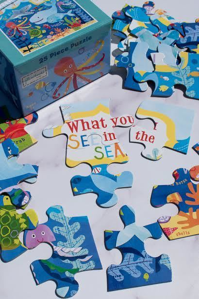 See in the Sea Puzzle