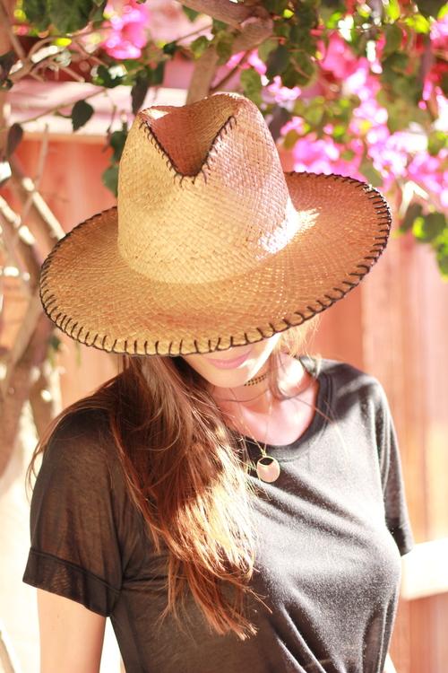 Kristen Whipstitch Raffia