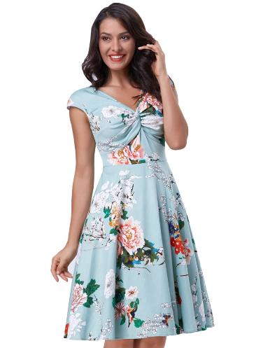 Tia Dress in Winter Cherry