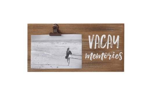 Vacay  Photo Frame