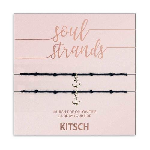 Anchor Charm Soul Strands