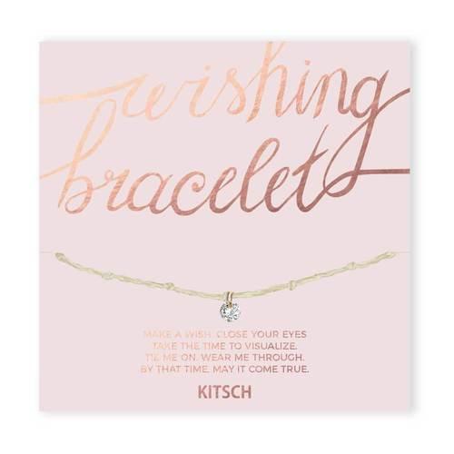 Happiness Looks Good on You Wishing Bracelet