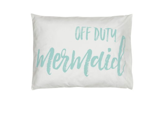 Off Duty Pillow Case